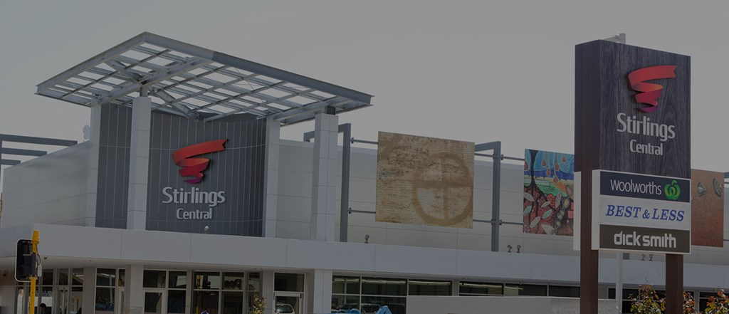 Stirling's Central Geraldton – WA
