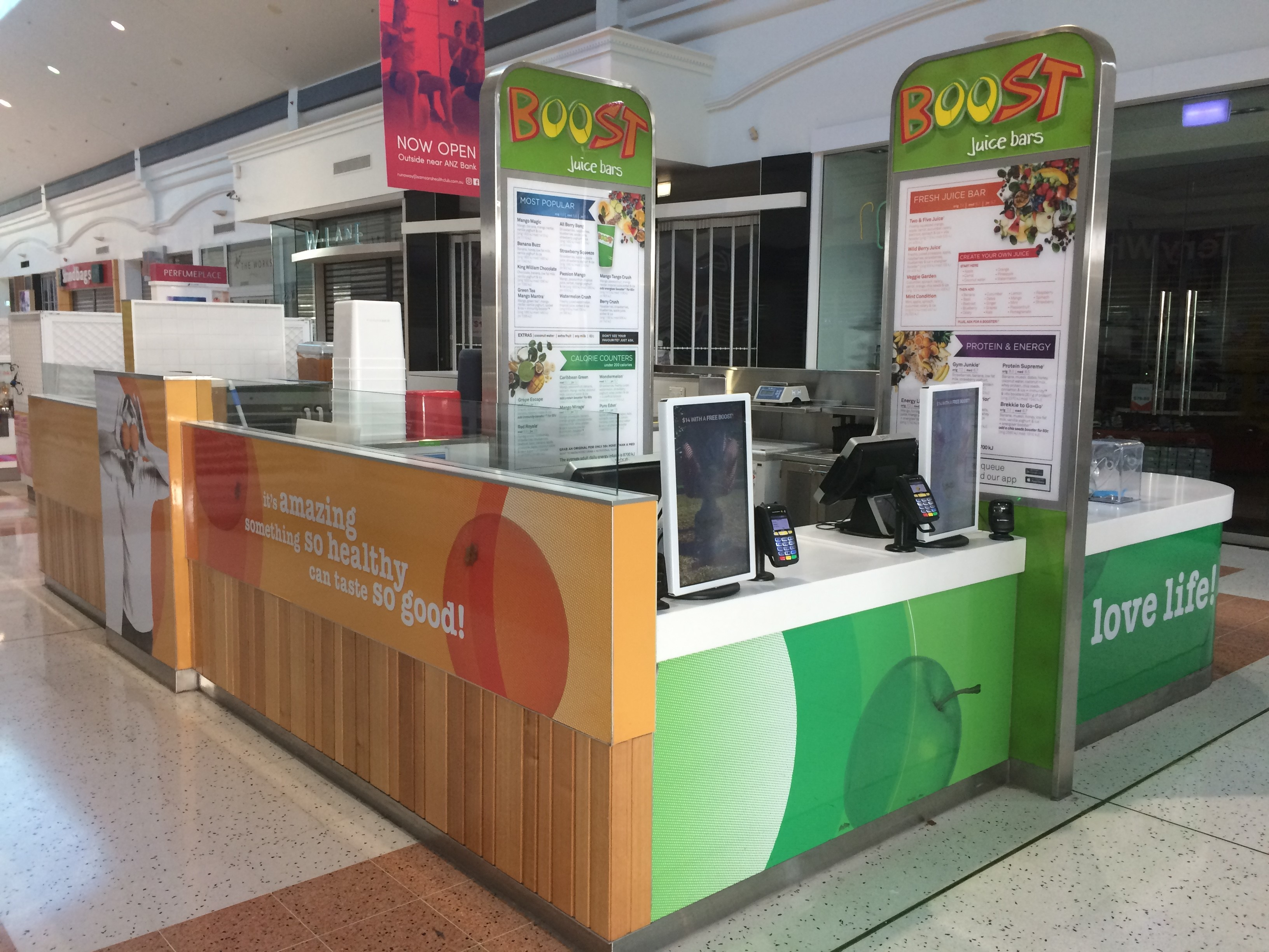 Runaway Bay, QLD – Existing Store