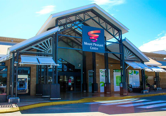 Mt Pleasant Shopping Centre, QLD