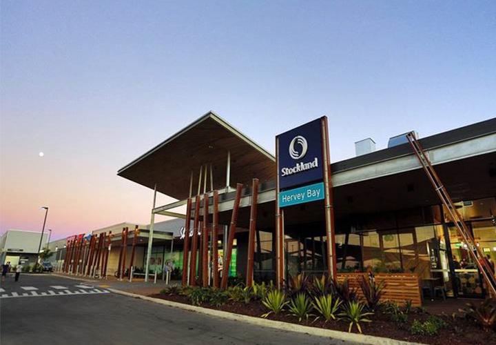 Stockland Hervey Bay, QLD