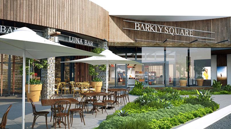 Barkly Square, Brunswick VIC