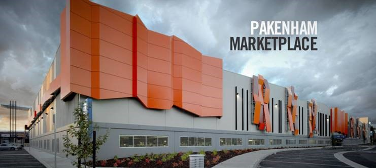 Pakenham Central Marketplace, VIC