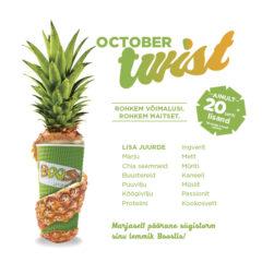 October Twist