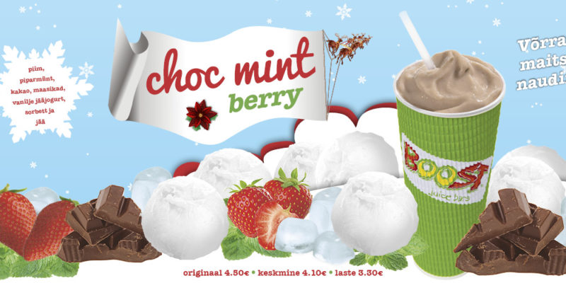 Choc Mint Berry