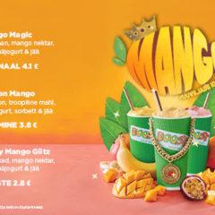 Puuviljade kuningas Mango