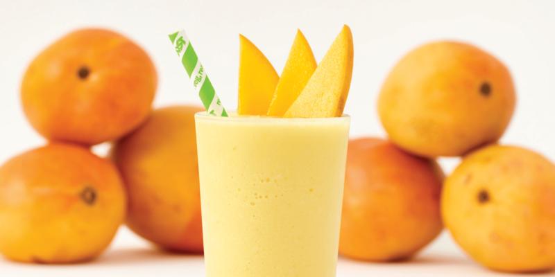 Troopiline Mango!