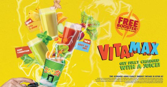 Vitamax vitamiini mahlad