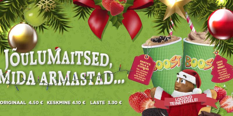 Need jõulumaitsed, mida juba armastad on TAGASI!